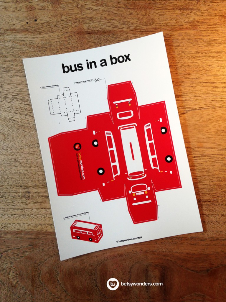 bus in a box