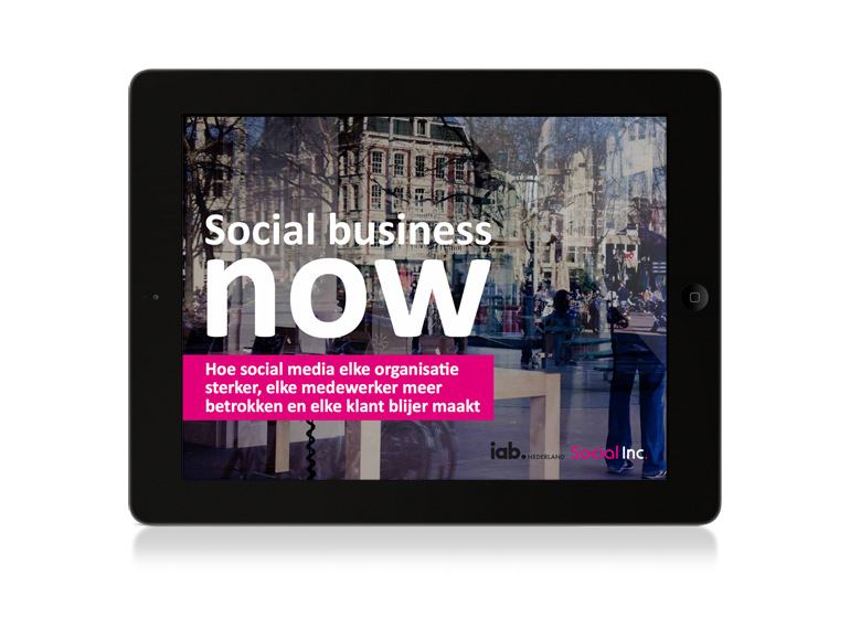 E-book Social Business Now