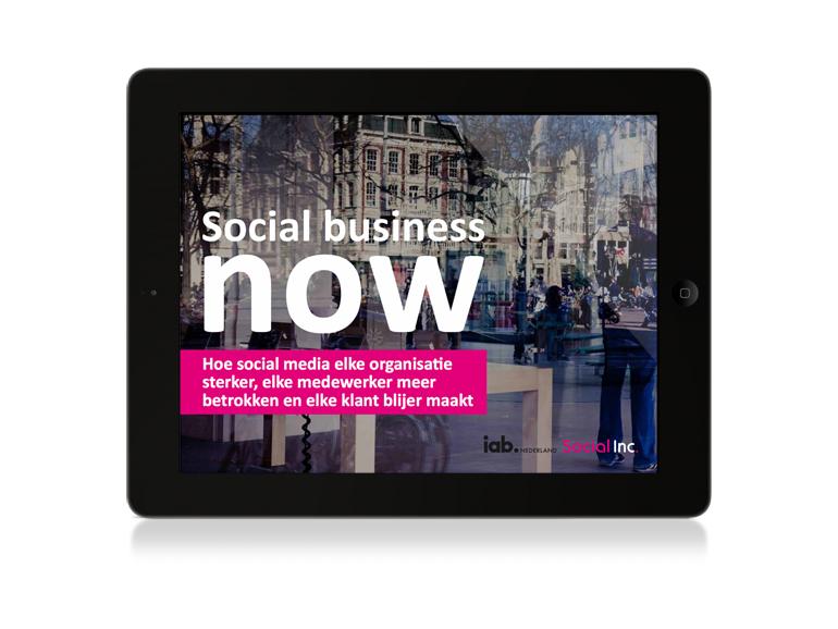 E-book Social Business Now
