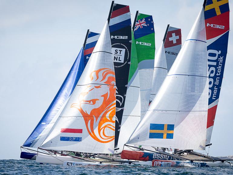 Jonge zeehelden: Sailing Team NL