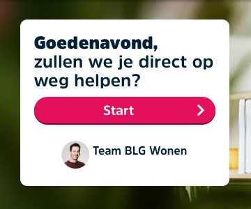 BLG Wonen, responsive