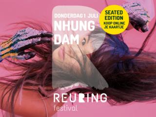 Een stoel en een drankje, Reuring festival, Seated Edition 2021